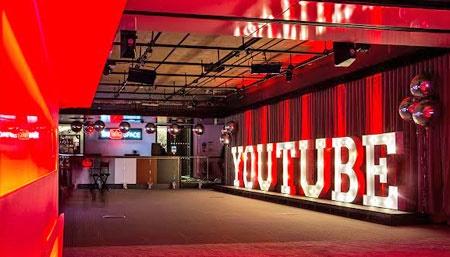 ممنوعیت انتشار ویدئوهای فروش اسلحه در یوتیوب