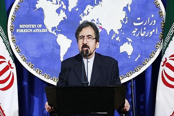 وزارت خارجه تصویب قطعنامه حقوق بشری علیه ایران را محکوم کرد