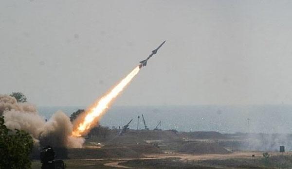 حمله موشکی