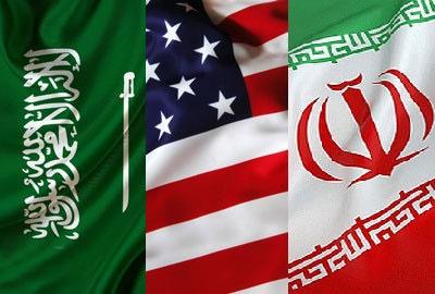ایران عربستان آمریکا