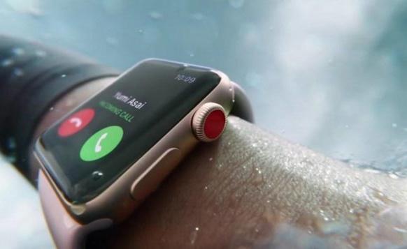 ساعت اپل شاید به سیستم شناسایی صورت مجهز شود