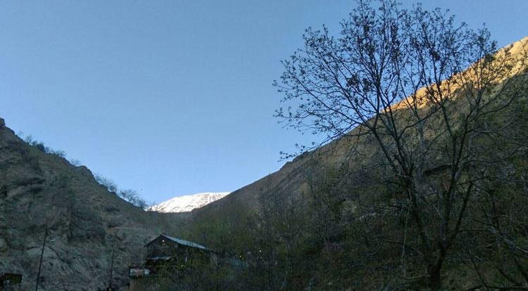 بهار به روایت طبیعت و کوه
