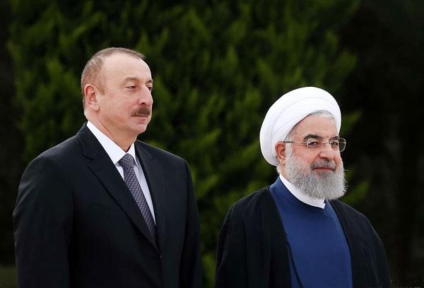 گزارش روحانی از خلق فرصتهای جدید اقتصادی و تجاری بین ایران و آذربایجان