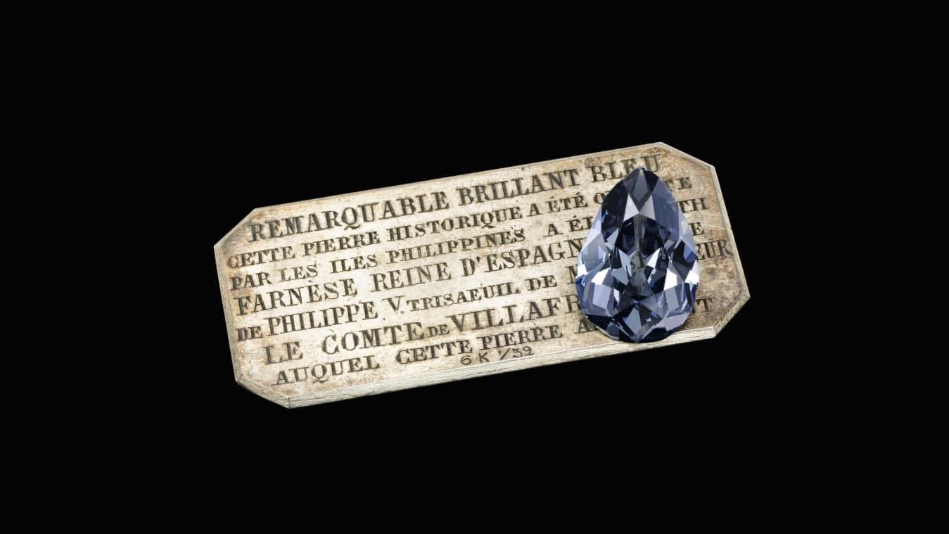حراج الماس سلطنتی برای اولین بار پس از ۳۰۰ سال