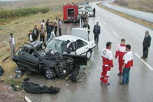 ۱۳ هزار تن در حوادث رانندگی ۱۰ ماه گذشته جان باختند