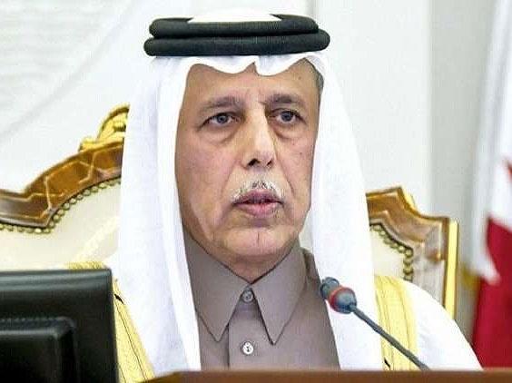 رئیس مجلس قطر: خروج ما از تحریم بدون کمک ایران ممکن نبود