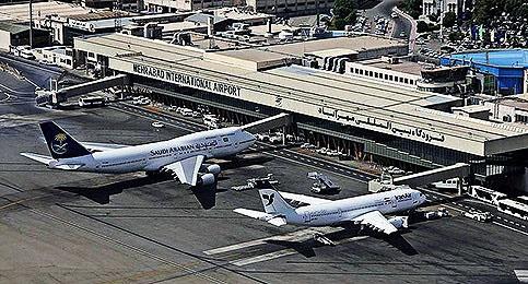 اعزام و پذیرش بیش از ۱۲۴ هزار مسافر در ۶ فرودگاه در یک روز