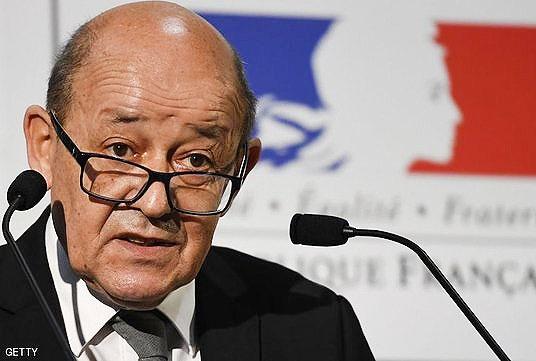 وزیر خارجه فرانسه  ۱۳ اسفند وارد تهران میشود