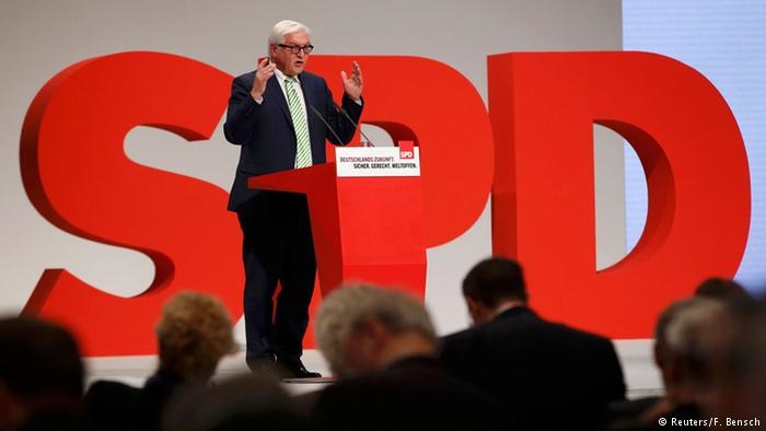 حزب سوسیال دموکرات آلمان به ائتلاف با آنگلا مرکل رای مثبت داد