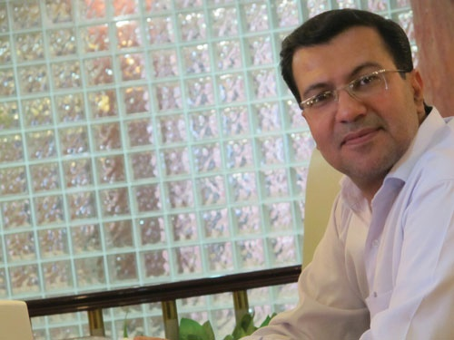 بهترین نویسنده ی ایران، البته بعد از من!