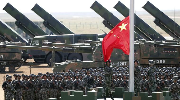 چین بودجه نظامی خود را به ۱۴۲ میلیارد یورو افزایش داد