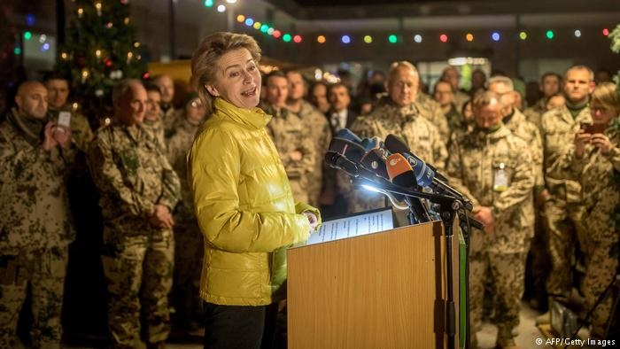 آلمان تعداد سربازان خود در افغانستان را افزایش میدهد