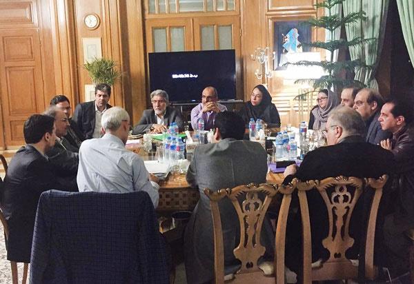 انجمن صنفی و شهردار تهران