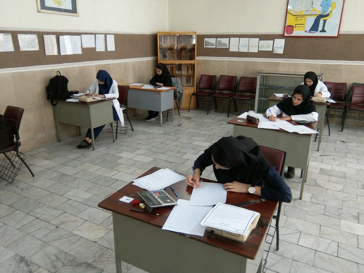 شانزدهمین دوره مسابقههای علمی کاربردی کاردانش برگزار شد