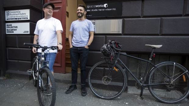 شرکت نیوزیلندی به کارمندانو دچرخهسوار پاداش میدهد