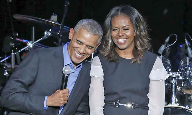 باراک و میشل اوباما با نتفلیکس برنامه میسازند