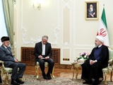 تصمیم ایران و عمان به گسترش مناسبات اقتصادی و تجاری