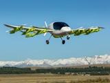 پرواز تاکسیهای پرنده در آسمان نیوزیلند