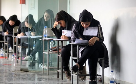 پیشتازی داوطلبان دختر و علوم تجربی ها در کنکور ۹۷