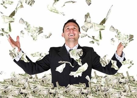 پولدارها نابغه اند یا خوش شانس؟