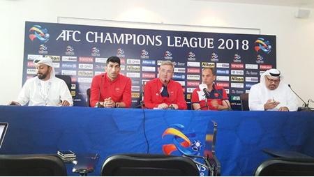 برانکو: هدف ما صعود به فینال لیگ قهرمانان است