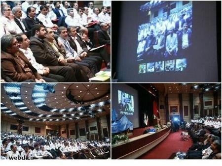 ۱۱۵ اورژانس پیش بیمارستانی،  به صورت ویدیو کنفرانس افتتاح شد