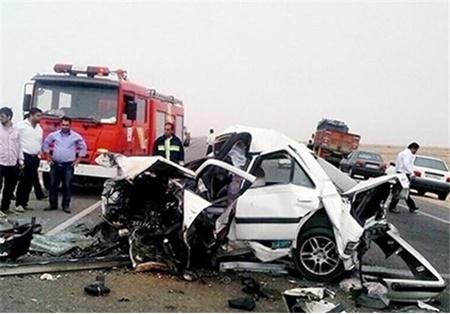 افزایش ۸ درصدی ترددهای جاده ای | بیشترین دلایل تصادفات