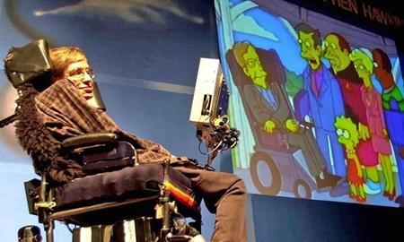 هاوکینگ در سینما، تلویزیون و موسیقی | دانشمندی که چهره محبوب فرهنگ عامه بود