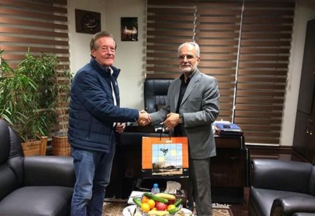بازدید عضو فدراسیون جهانی اتومبیلرانی از اولین پیست فرمول یک ایران