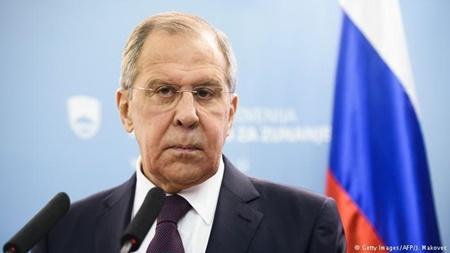 روسیه دیپلمات های انگلیس را اخراج می کند