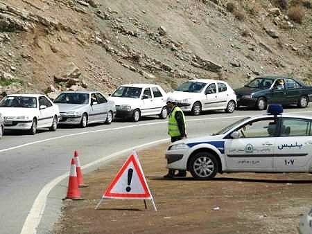 برخورد قاطع پلیس با خودروهایی که سرعت غیرمجاز دارند