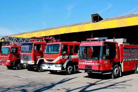 تمهیدات نوروزی آتش نشانی تهران تا ۱۳ فروردین