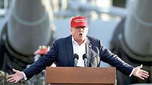 خطرات نظامی گری ایالات متحده