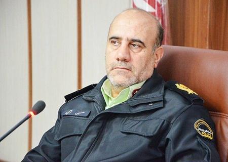 راه اندازی چادرهای نوروزی پلیس پایتخت