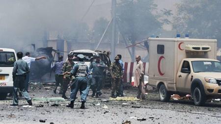 حمله انتحاری در کابل ۲۶ کشته برجای گذاشت | داعش مسئولیت حمله را پذیرفت