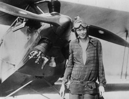 احتمال کشف جسد مشهورترین خلبان زن جهان