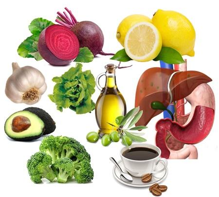 سیر,کبدی,سرطان کبد,کبد,بذر کتان,بیماری,تغذیه,گریپ فروت,کلم,آووکادو,قهوه,بروکلی,روغن زیتون