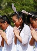 عکس روز: یادبود کشتار می لای