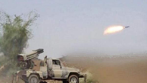 شلیک موشک یمن به عربستان