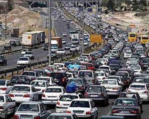 ترافیک جادهای