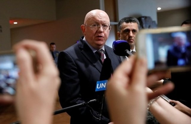 نماینده مسکو در سازمان ملل