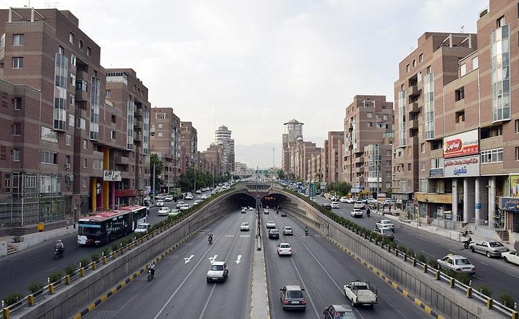 مجله تونلها و پلهای تهران