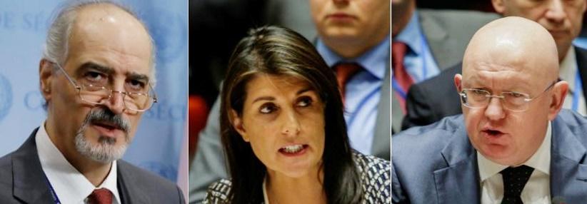 بازرسان سازمان ملل: مدارک و شواهد در دوما دست نخورده بماند