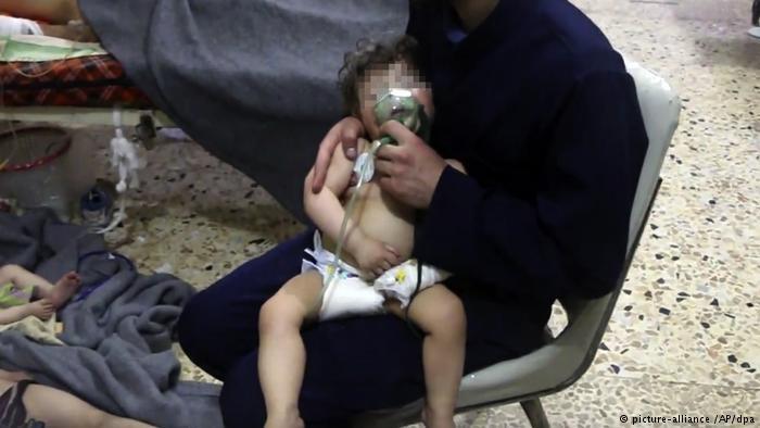 روسیه: صحنهسازی حمله شیمیایی به دومای سوریه کار انگلیس است