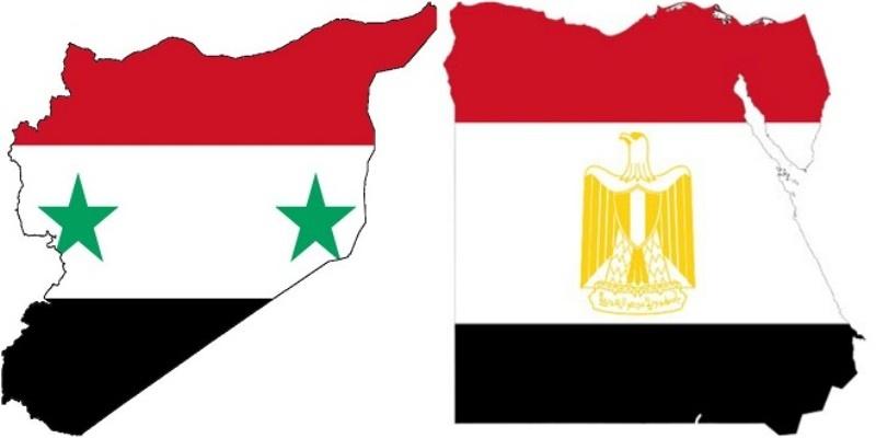 مصر از دولت و ارتش سوریه حمایت کرد