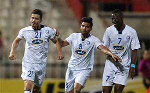 ببینید | استقلال با پیروزی مقابل الهلال به عنوان تیم اول صعود کرد