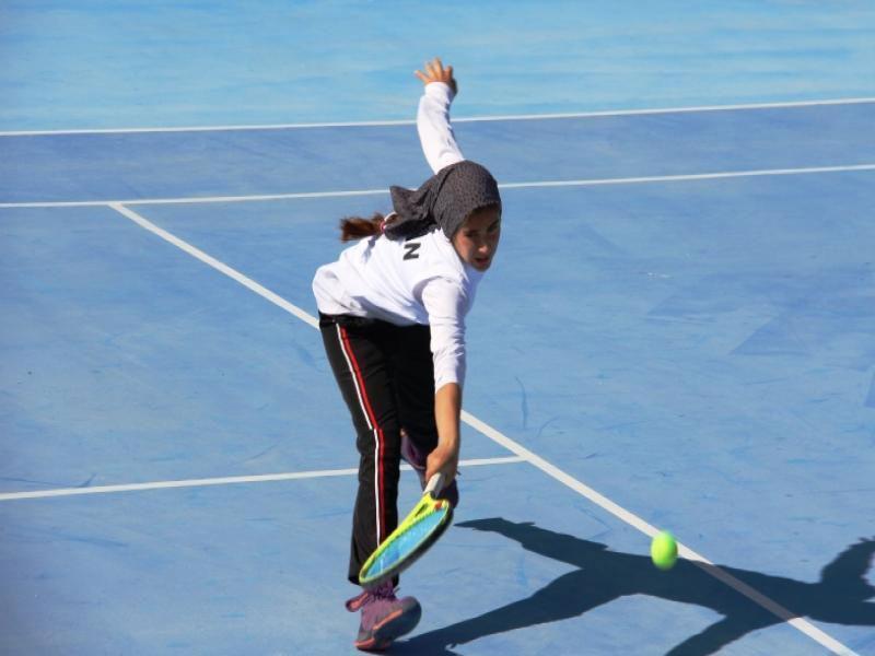 تکرار قهرمانی مشکاتالزهرا صفی در تنیس زیر ۱۴ سال آسیا