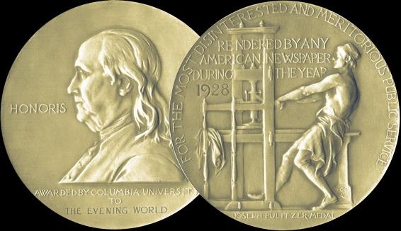 آشنایی با جایزه پولیتزر - آمریکا