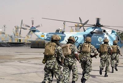 بیانیه ستاد کل نیروهای مسلح به مناسبت روز ارتش