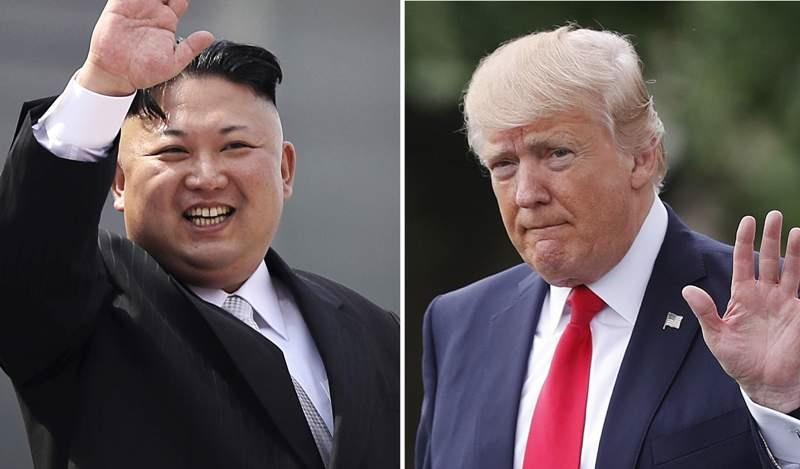 ترامپ دیدار رئیس سیا با رهبر کره شمالی را تائید کرد